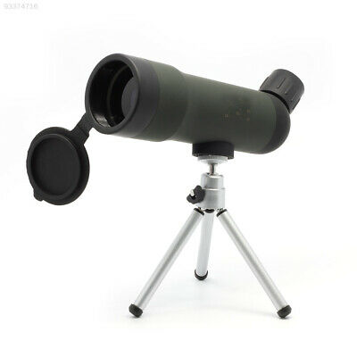 50D3 Top Astronomical Scope 20X50 Roof Glass Monocular Telescopes With Tripod^
