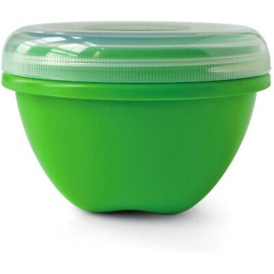 Preserve BPA-free Food Storage Container Green Apple Large - 25.5 Ounce