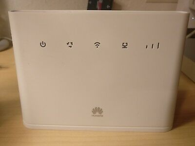 HUAWEI B310S-22 MODEM ROUTER ACCESS POINT WIRELESS 4G LTE 150MBPS blanco