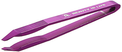 BEAUTY IS LIFE Pink Tweezers