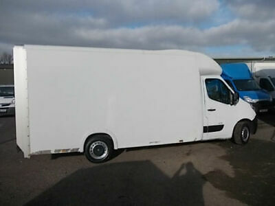 2014 Vauxhall Movano 2.3CDTI LWB LOW LOADER LUTON WITH TAIL LIFT. £7000 + VAT