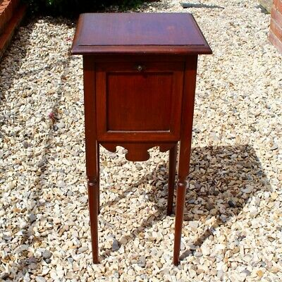 20th C Antique Rare Edwardian Mahogany Tea Table Circa 1910