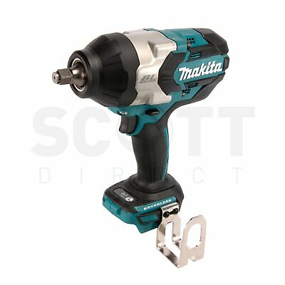 """Makita DTW1002Z 18v Li-ion Cordless Brushless Impact Wrench 1/2"""" Body Only"""