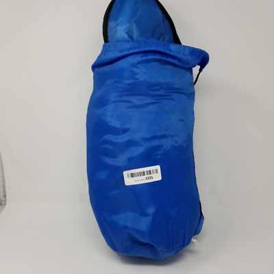 Camping Sleeping Bag, Envelope Easy to carry Blue Warm Adult Bag Outdoor US Buy