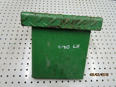 John Deere 3130 LH Battery Box Cover & Step in Good Condition
