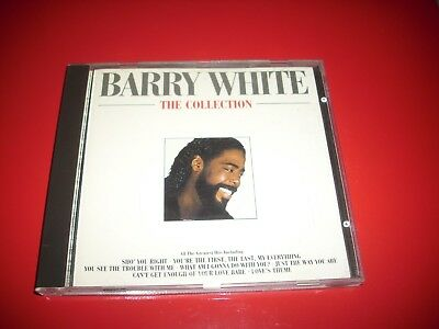 Barry White / The Collection-CD-Sehr Guter Zustand