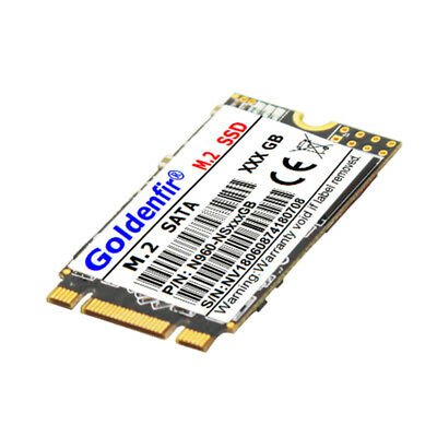 Goldenfir 240GB M.2 2242 SSD NGFF Solid State Drive SSD 42mm New