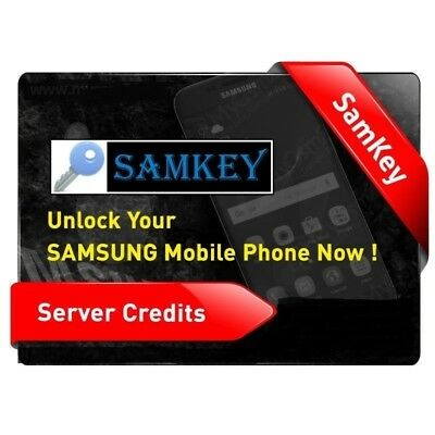 Samkey Tmo 10 Credits T-Mobile Metropcs Verizon Sprint Locked Samsung