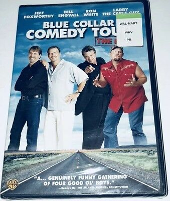 Blue Collar Comedy Tour: The Movie (DVD, 2003) Sealed 11B