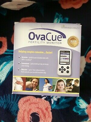 Ovacue Fertility Monitor/ LH & HCG Lot ~Read Description~