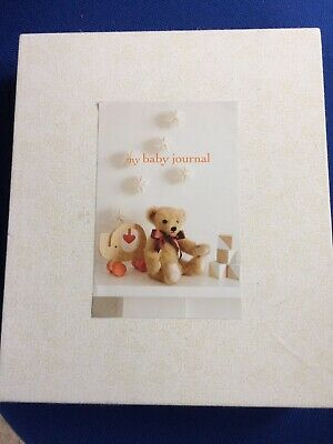 Baby Journal Ring-bound Record Book Unused