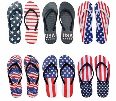 a86019e90 WHOLESALE WOMEN S FLIP Flops - American USA - LOT OF 96 - BRAND NEW ...