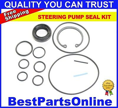 Power Steering Pump Seal Kit for Honda Odyssey 2011-2015 Pilot 2012-2015