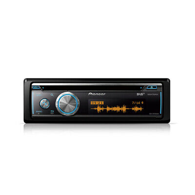 DEH-X8700DAB Single Din Head Unit Audio Stereo Sound Automotive Car By Pioneer