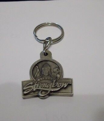 Strongbow Keyring , Made Of Metal - New
