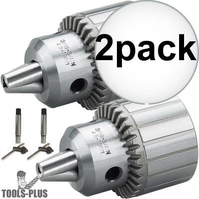 """NEW MILWAUKEE 49-22-1550 LARGE DRILL CHUCK KIT #3 MORSE TAPER TO 3//4/"""" 3//16-3//4"""