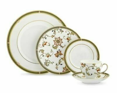 Wedgwood Oberon 5-Piece Dinnerware Set Choice of Michelle Obama - China Box Bone