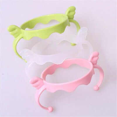 1x Plastic Baby Cup Standard Handle Holder Trainer Easy Grip For Feeding Bottle