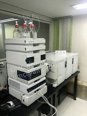 (USED) Agilent 1200 HPLC System + 6410A MSD