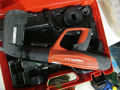 Hilti DX 5 Fully Automatic Powder Actuated Tool used good working order