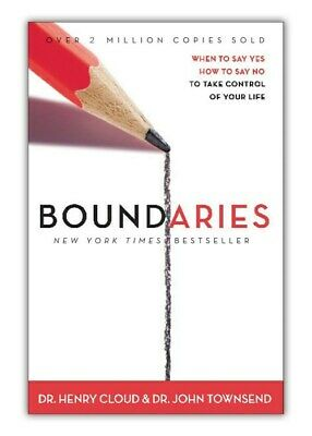 Boundaries: When to Say Yes, How to Say No. e-Book [PDF]