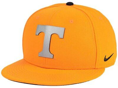 new product cf6a3 81f40 Nwt Nike Tennessee Volunteers Ncaa True Reflective Vols Orange Snapback Hat