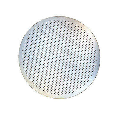 For AeroPress Solid Ultra Fine Stainless Reusable Metal Steel Coffee Filters New