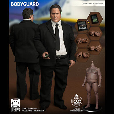 1/6 Sacle One Toys OT-005 Personal Bodyguard World Box Body Suit Figure Model