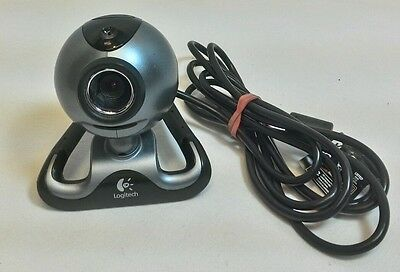 88d9317b36f LOGITECH CISCO V-UAX16 QuickCam Pro 5000 USB Webcam FREE SHIPPING ...