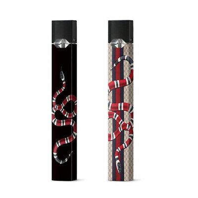 Skin 4JUUL Vinyl Wrap - 3M Decal Sticker - Snake Designs