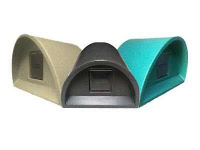 Cat House With Flap Choice Of Colours £56.99 Outdoor Cat Shelter/kennel Cat Bed