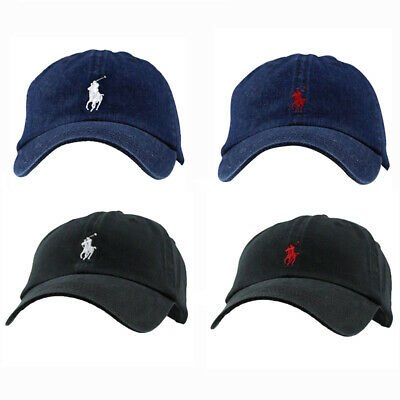 Polo Ralph Lauren Cap Baseball One Size Adults Adjustable Clearance Sale Free PP