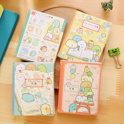 Cartoon Diy N Times Sticky Notes Self Adhesive Paper Memo Pad School Stationery