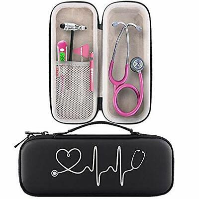 Travel Carrying Case for 3M Littmann Classic III Stethoscope - Shockproof Case