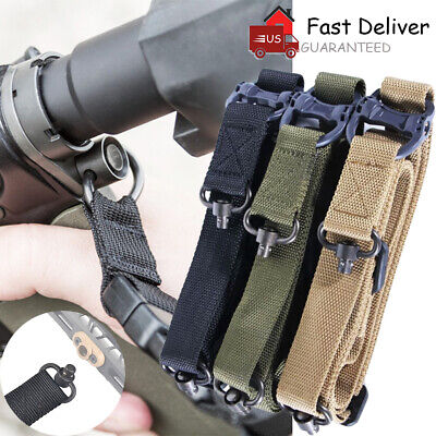 "Retro Tactical Quick Detach 1 / 2 Point Adjust Rifle Sling 1.2"" for MS4 Nylon US"