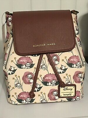 4f875839abc DISNEY MARIE ARISTOCATS Loungefly Mini Backpack -  80.74