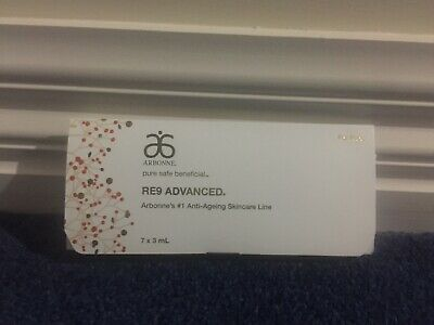 Brand New Arbonne Re9 Samples Set Perfect For Travel