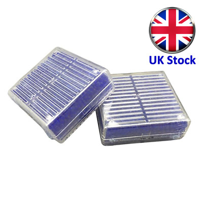 2 x Silica Gel Boxes, Reusable - Absorb Moisture & Humidity - UK Stock