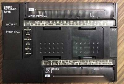1PC USED Omron PLC CP1E-N30DT-A #RS8