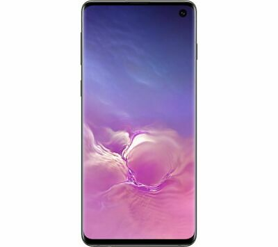 Samsung Galaxy S10 SM-G973F Black 128GB 4G Sim Free (Factory Unlocked)