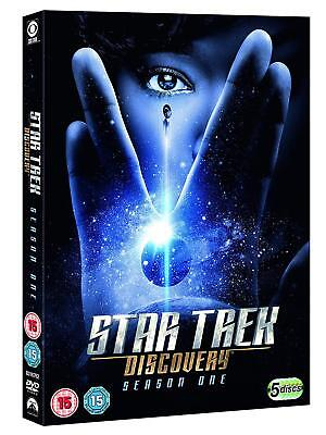Star Trek Discovery Season 1 [DVD] New & Sealed Free UK Delivery