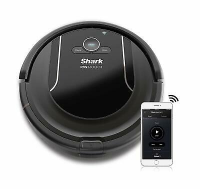 Shark ION R85 Robot Vacuum Cleaning System w/ Google & Alexa Voice Control RV850