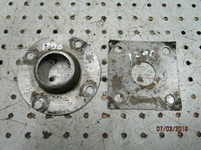 David Brown 1290 Engine Flywheel Locking Tab & Cover Plate in Good Condition
