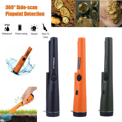 Handheld Pinpointer Pin Pointer Probe Metal Detector Automatic Tuning Holster