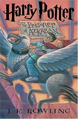 Harry Potter and the Prisoner of Azkaban by Rowling, J. K.
