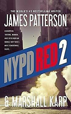 NYPD Red 2 (Large Print) by Patterson, James