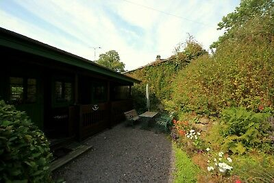 Luxury Log Cabin In Snowdonia Near Barmouth Harlech and Beach 15th-18th March
