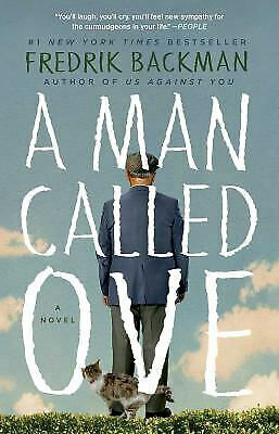 Man Called Ove by Backman, Fredrik