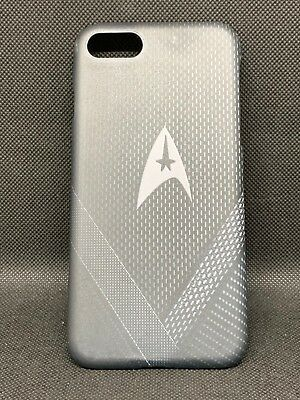 quality design d3a4b aced2 STAR TREK IPHONE 7 or 8 Case Delta Shield Carbon Fiber Look Printed on  Plastic