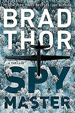 Spymaster: A Thriller (Thorndike Press Large Print Core) by Thor, Brad-ExLibrary